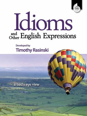 cover image of Idioms and Other English Expressions Grades 4-6