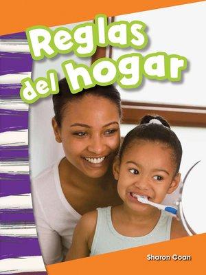cover image of Reglas del hogar