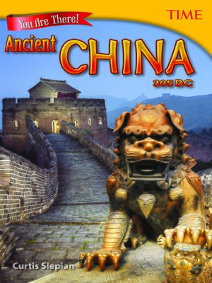 cover image of You Are There! Ancient China 305 BC