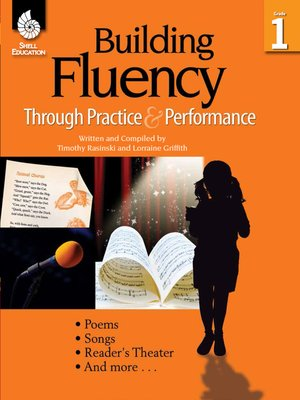 cover image of Building Fluency Through Practice & Performance Grade 1