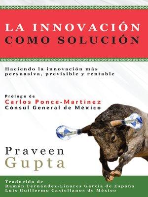 cover image of La Innovación Como Solución