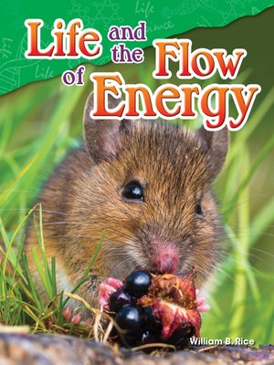cover image of Life and the Flow of Energy