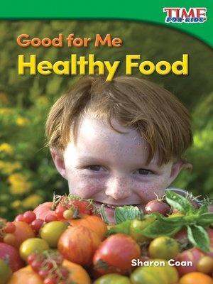 cover image of Good for Me: Healthy Food