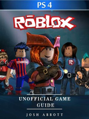 cover image of Roblox PS4 Unofficial Game Guide