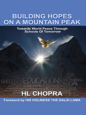 cover image of Building Hopes on a Mountain Peak