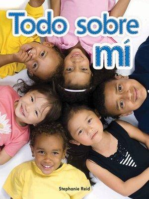 cover image of Todo sobre mí