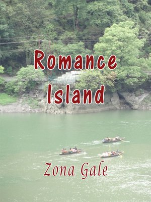 cover image of Romance Island