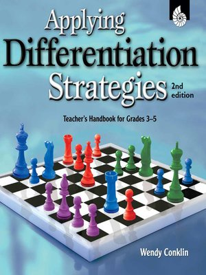 cover image of Applying Differentiation Strategies: Teacher's Handbook for Grades 3-5