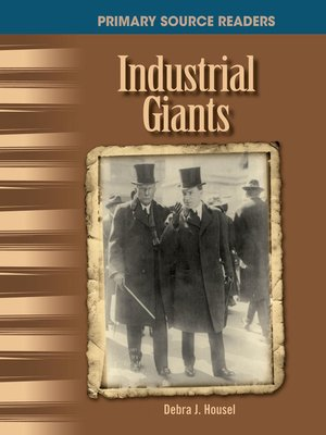 cover image of Industrial Giants