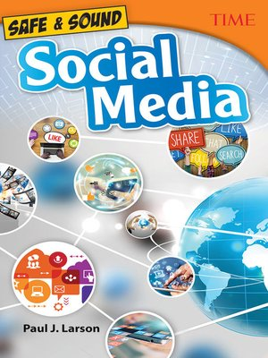 cover image of Safe & Sound: Social Media