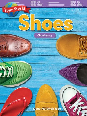 cover image of Your World: Shoes Classifying