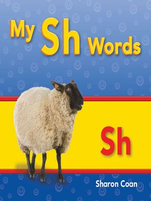 cover image of My Sh Words