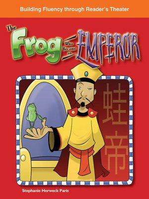 cover image of The Frog Who Became an Emperor