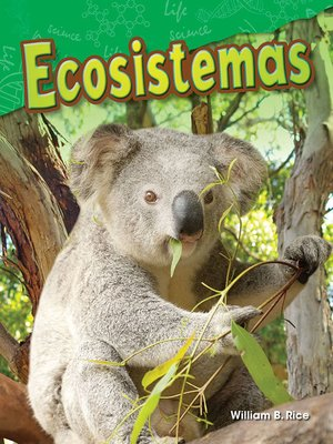 cover image of Ecosistemas