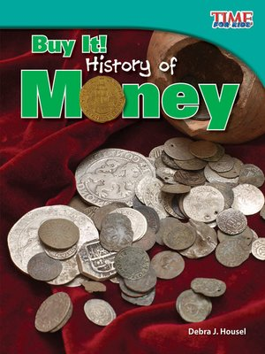 cover image of Buy It! History of Money