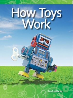 cover image of How Toys Work