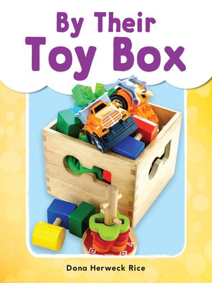 cover image of By Their Toy Box