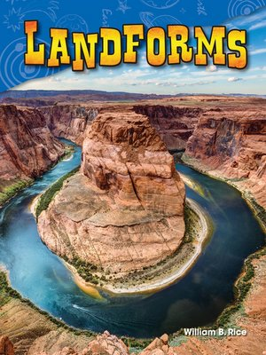 cover image of Landforms