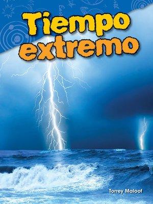cover image of Tiempo extremo