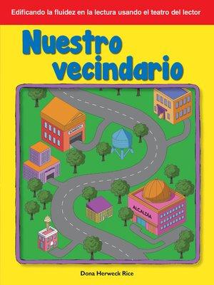 cover image of Nuestro vecindario