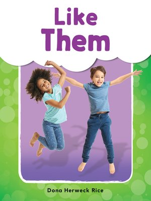 cover image of Like Them