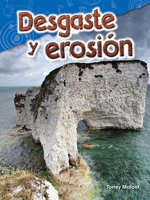 cover image of Desgaste y erosión