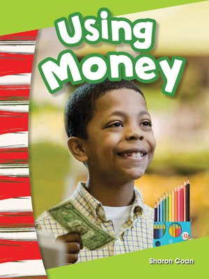 cover image of Using Money