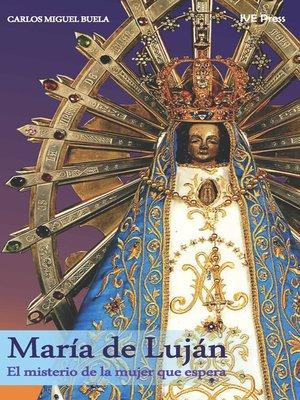 cover image of María de Luján