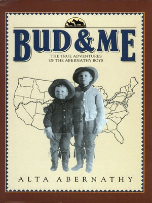cover image of Bud & Me