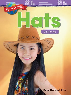 cover image of Your World: Hats Classifying