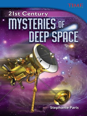 cover image of 21st Century: Mysteries of Deep Space