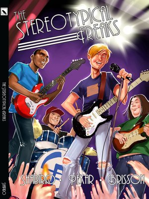 cover image of The Stereotypical Freaks