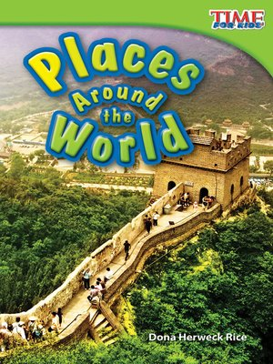 cover image of Places Around the World