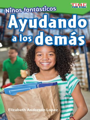cover image of Niños fantásticos: Ayudando a los demás