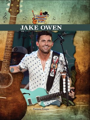 cover image of Jake Owen