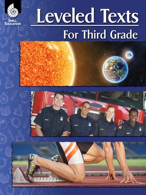 cover image of Leveled Texts for Third Grade