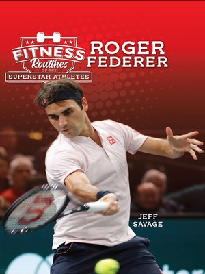 cover image of Fitness Routines of the Roger Federer