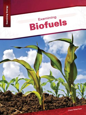 cover image of Examining Biofuels