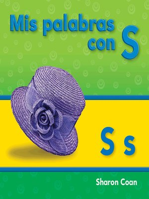 cover image of Mis palabras con S