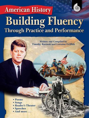 cover image of American History Building Fluency Through Practice and Performance