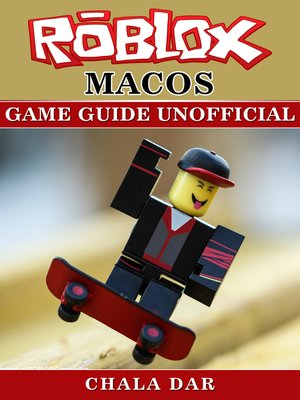 cover image of Roblox Mac Os Game Guide Unofficial