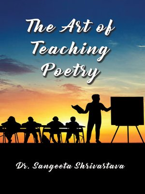 cover image of The Art of Teaching Poetry