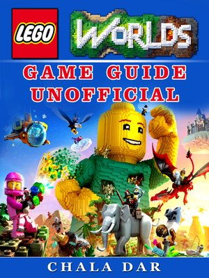 cover image of Lego Worlds Game Guide Unofficial