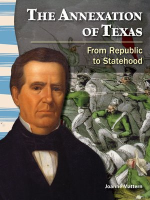 cover image of The Annexation of Texas