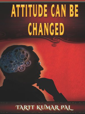 cover image of Attitude can be Changed