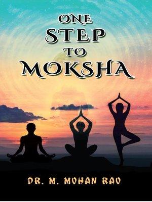 cover image of One Step to Moksha
