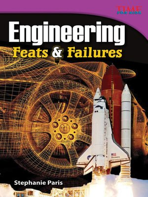 cover image of Engineering: Feats & Failures
