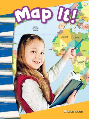 cover image of Map It!
