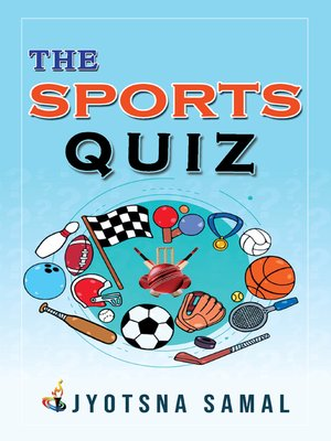 cover image of The Sports Quiz