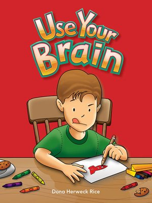 cover image of Use Your Brain